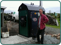 Previous Installations Atlantic Outdoor Wood Furnaces Inc